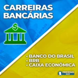 Carreiras Bancárias - Curso online