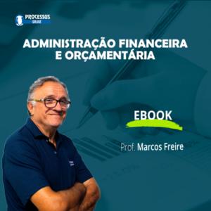 Ebook - AFO - Questões FCC Comentadas - Prof. Marcos Freire - Curso online
