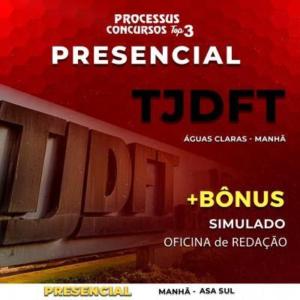 TJDFT - Área Administrativa - Matutino 430h/a - Asa Sul/DF