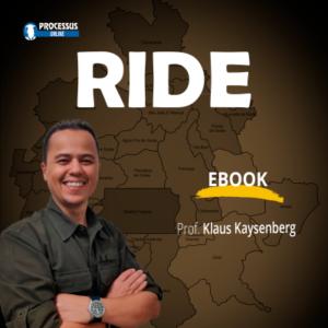 Ebook - RIDE (DF e Entorno) - Segundo a Lei 5.768/2016 - Prof. Klaus Kaysenberg  - Curso online