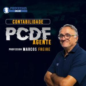 Contabilidade - PCDF - AGENTE - Prof. Marcos Freire - Curso online