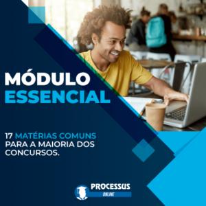 Módulo Essencial  - Curso online