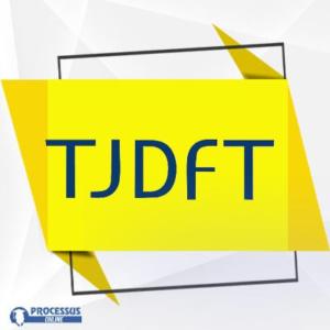 TJDFT - Tribunal de Justiça do Distrito Federal e Territórios  - Curso online