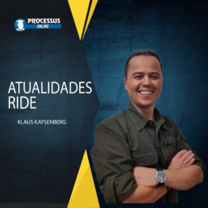 Atualidades / RIDE -  Prof. Klaus Kaysenberg - Curso online