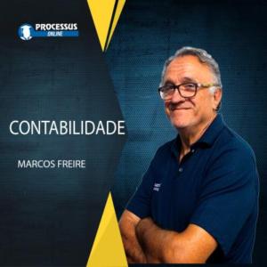 Contabilidade Completa - Prof. Marcos Freire - Curso online