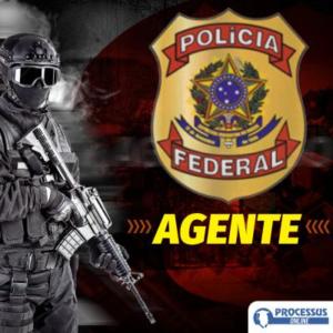 POLÍCIA FEDERAL -  AGENTE - Curso online