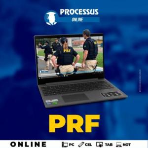POLÍCIA RODOVIÁRIA FEDERAL - PRF - Curso online