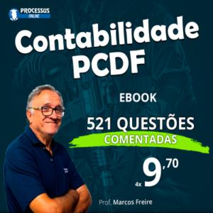 Ebook - Contabilidade PCDF  - Curso online