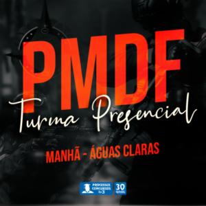 PMDF - Matutino 535 h/a  - Águas Claras/DF