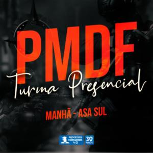 PMDF - Matutino 535 h/a  - Asa Sul/DF