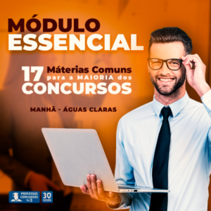Módulo Básico - TOP 3 - Matutino 290 h/a - Águas Claras/DF