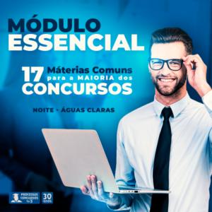 Módulo Básico - TOP 3 - Noturno 290 h/a - Águas Claras/DF
